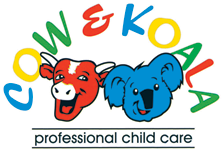 Cow  KoalaProfessional Child Care - Perth Child Care